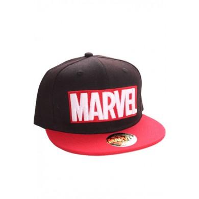 Marvel Comics: Logo Cap