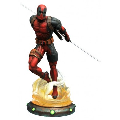Marvel Gallery: Deadpool PVC Figure