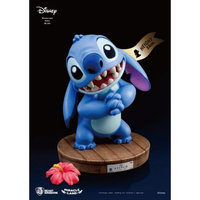 Disney Master Craft Statue: Stitch