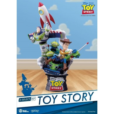 Disney Select: Toy Story Diorama
