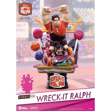 Disney Select: Wreck-It Ralph Diorama