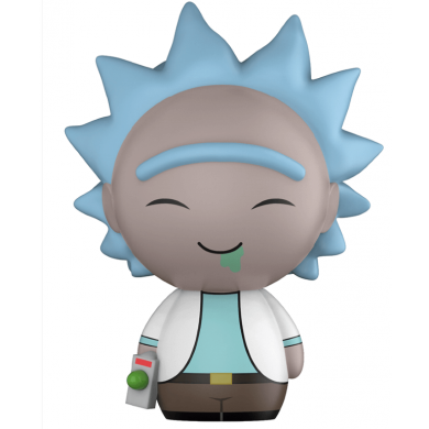 Funko Dorbz: Rick and Morty - Rick