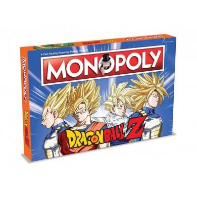 Monopoly: Dragonball Z (English)