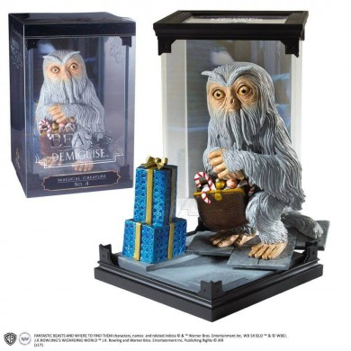 Fantastic Beasts and Where To Find Them - Magical Creatures Demiguise
