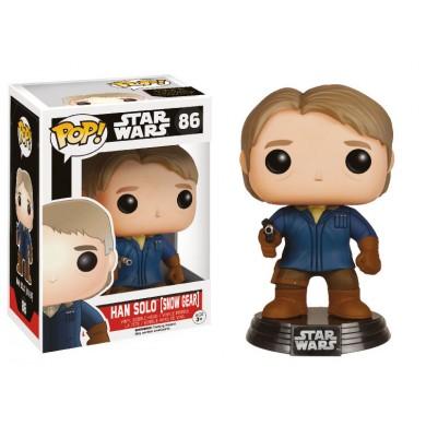 Pop! Star Wars: The Force Awakens - Han Solo (Snow Gear)