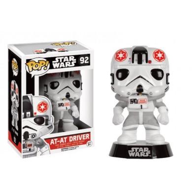Pop! Vinyl: Star Wars - AT-AT Driver Limited Edition