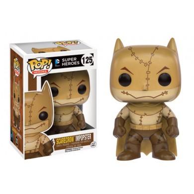 Pop! DC: Batman as Villains - Scarecrow Imposter [BOX DAMAGE]