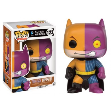 Pop! DC: Batman as Villains - Two-Face Imposter