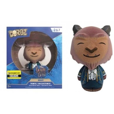 Funko Dorbz: Beauty and the Beast Live Action - Flocked Beast