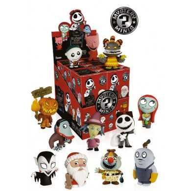 Funko Mystery Minis: Nightmare Before Christmas