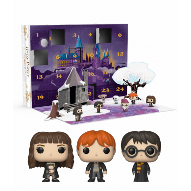 Funko Pocket Pop! Advent Calender - Harry Potter
