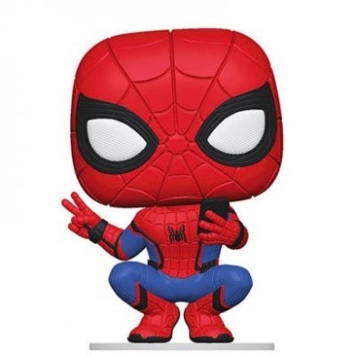 Funko Pop! Spider-Man: Far From Home - Spider-Man (Hero Suit)