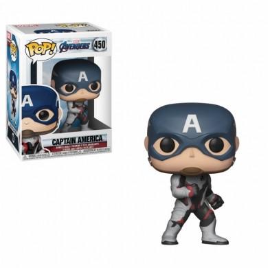 Funko Pop! Avengers: Endgame - Captain America