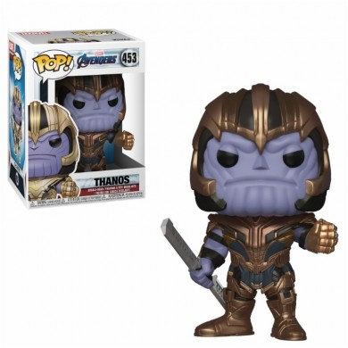 Funko Pop! Avengers: Endgame - Thanos