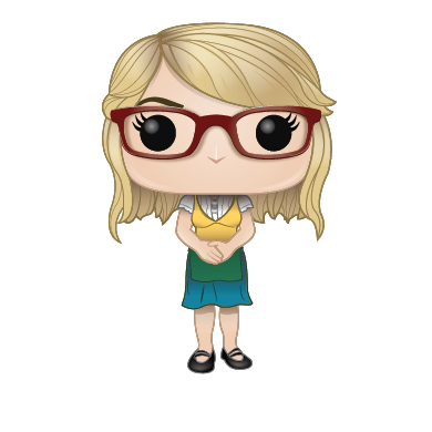 Funko Pop! Big Bang Theory - Bernadette