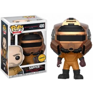 Funko Pop! Blade Runner 2049 - Sapper Chase