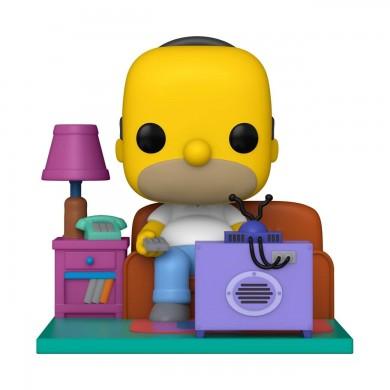 Homer Watching TV - Funko Pop! Deluxe - The Simpsons