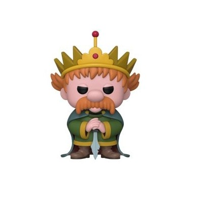 Funko Pop! Disenchantment - King Zog