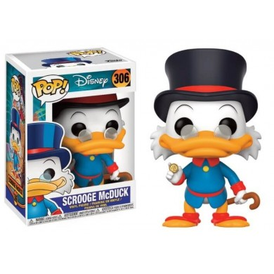 Funko Pop! DuckTales - Scrooge McDuck / Dagobert Duck