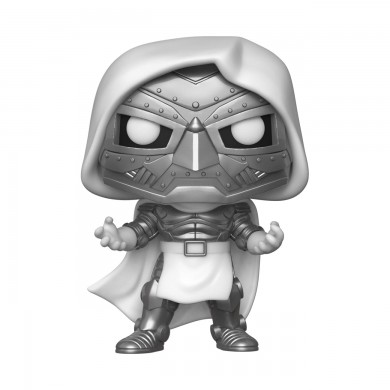 Doctor Doom Limited Edition - Fantastic Four - Funko Pop!