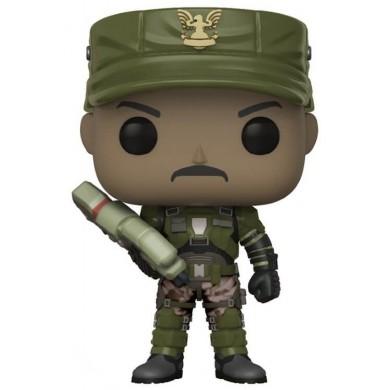 Funko Pop: Halo - Sgt. Johnson