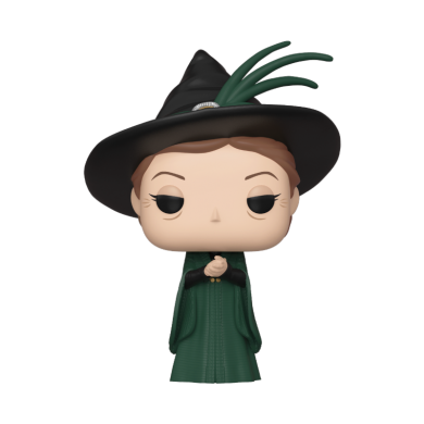 Funko Pop! Movies: Harry Potter - Minerva McGonagall (Yule ball)
