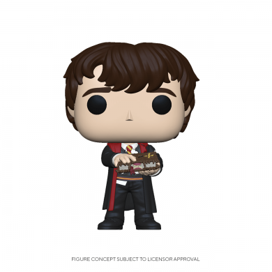 Funko Pop! Movies: Harry Potter - Neville with Monster Book