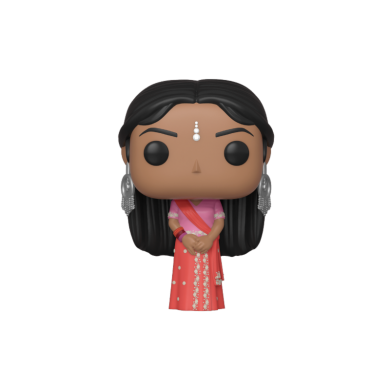 Funko Pop! Movies: Harry Potter - Padma Patil (Yule ball)