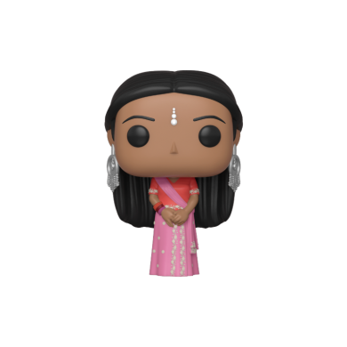 Funko Pop! Movies: Harry Potter - Parvati Patil (Yule ball)