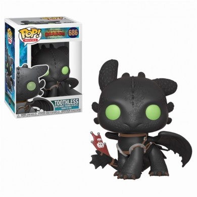 Funko Pop! How To Train Your Dragon 3 - Toothless