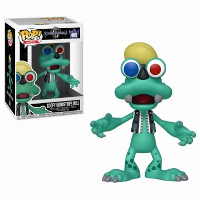 Funko Pop! Disney: Kingdom Hearts 3 - Goofy Monsters Inc.