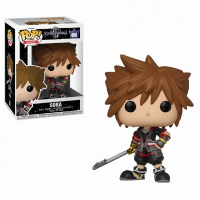Funko Pop! Disney: Kingdom Hearts 3 - Sora