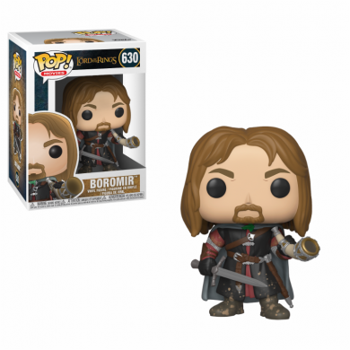 Funko Pop! Lord of The Rings - Boromir