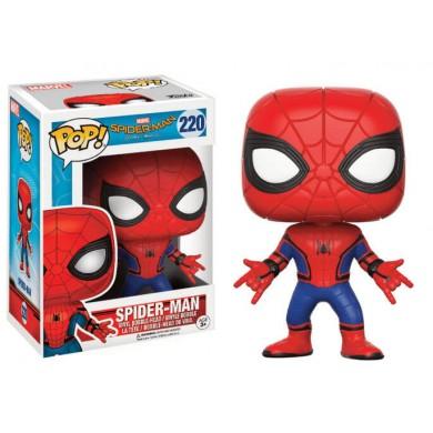 Pop! Marvel: Spider-Man Homecoming - Spider-Man