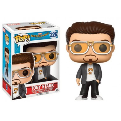 Pop! Marvel: Spider-Man Homecoming - Tony Stark