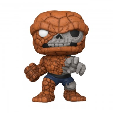 Zombie The Thing Summer Convention Exclusive - Funko Pop! Marvel Zombies - 10 inch