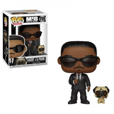 Funko Pop! Men in Black - Agent J and Frank