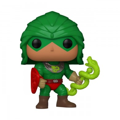 King Hiss Summer Convention Exclusive - Funko Pop! - Masters of the Universe