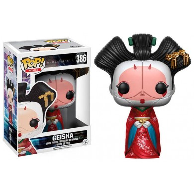 Pop! Movies: Ghost in The Shell - Geisha