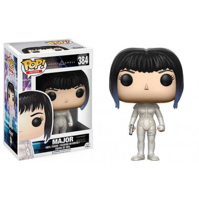 Pop! Movies: Ghost in The Shell - Major