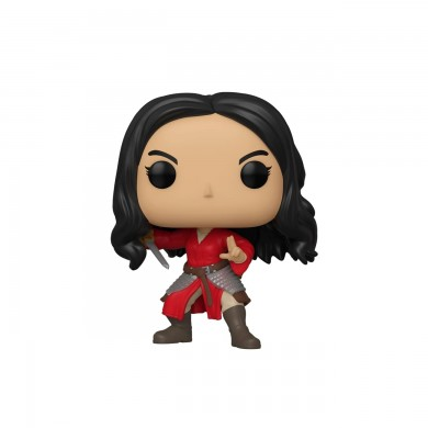 Funko Pop! Disney: Mulan (Live Action) - Warrior Mulan
