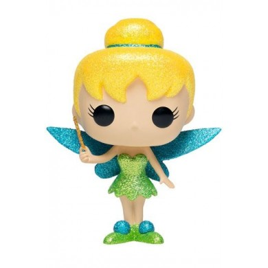 Tinker Bell Glitter Limited Edition - Funko Pop! - Peter Pan