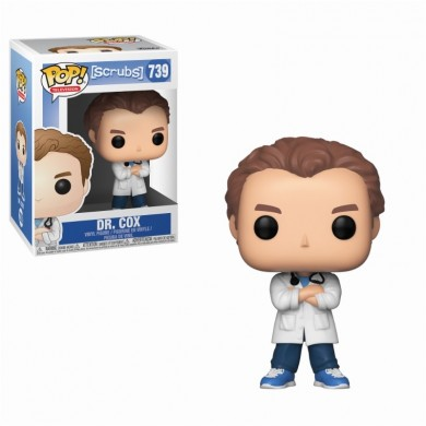 Funko Pop! Scrubs - Dr. Cox