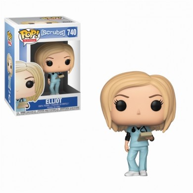 Funko Pop! Scrubs - Elliot
