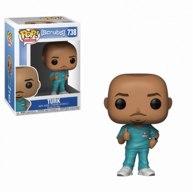 Funko Pop! Scrubs - Turk