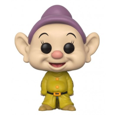 Funko Pop! Snow White - Dopey / Stoetel