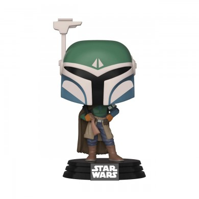 Funko Pop! The Mandalorian - Covert Mandalorian