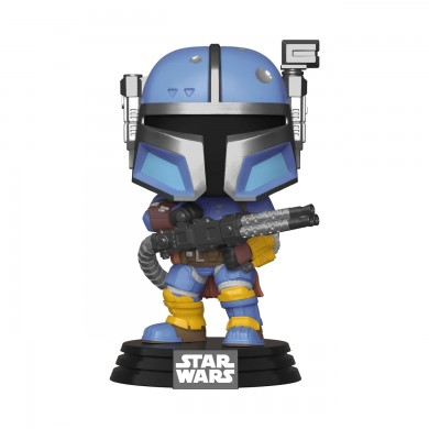 Funko Pop! The Mandalorian - Heavy Infantry Mandalorian