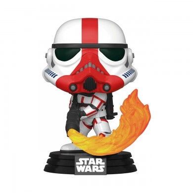 Funko Pop! The Mandalorian - Incinerator Stormtrooper