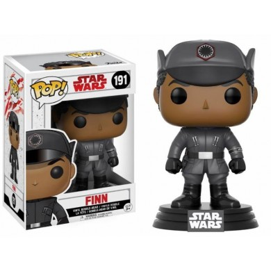 Funko Pop! Star Wars The Last Jedi - Finn